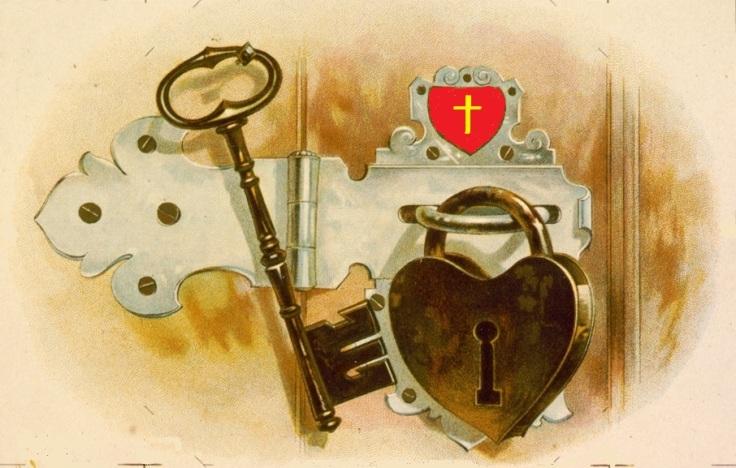 Heart-shaped_lock