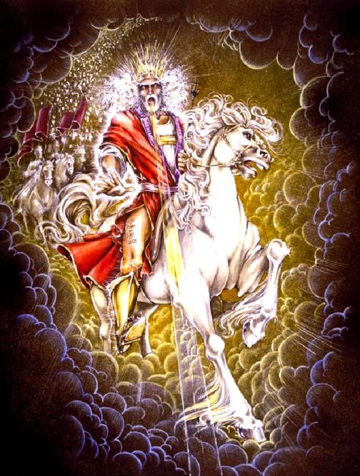 king returning